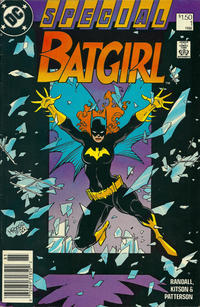 Cover for Batgirl Special (DC, 1988 series) #1 [Newsstand]