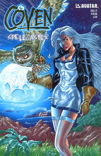 Cover Thumbnail for Coven Spellcaster (Avatar Press, 2001 series) #1/2