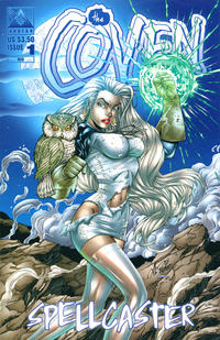 Cover Thumbnail for Coven Spellcaster (Avatar Press, 2001 series) #1