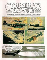 Cover Thumbnail for Comics Revue (Manuscript Press, 1985 series) #197