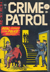 Cover Thumbnail for Crime Patrol (Superior Publishers Limited, 1949 series) #9
