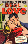 Cover for Real Love (Ace Magazines, 1949 series) #39