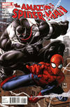 Cover for The Amazing Spider-Man (Marvel, 1999 series) #654.1