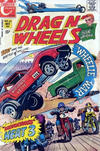 Cover for Drag N' Wheels (Charlton, 1968 series) #43
