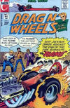 Cover for Drag N' Wheels (Charlton, 1968 series) #57