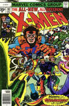 Cover Thumbnail for The X-Men (1963 series) #107 [35 cent cover price variant]