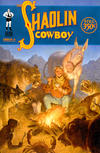 Cover for Shaolin Cowboy (Burlyman Entertainment, 2004 series) #4 [Cover B]