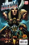 Cover Thumbnail for Secret Invasion (2008 series) #2 [Dynamic Forces Variant]