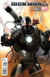 Cover Thumbnail for Iron Man 2.0 (2011 series) #1