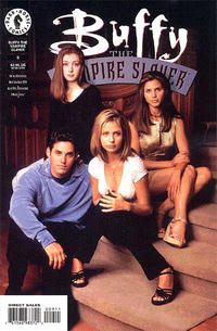 Cover Thumbnail for Buffy the Vampire Slayer (Dark Horse, 1998 series) #9 [Photo Cover]