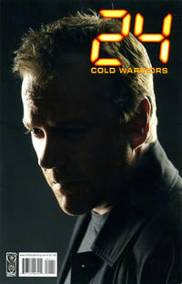 Cover Thumbnail for 24: Cold Warriors (IDW, 2008 series)
