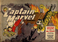 Cover Thumbnail for Captain Marvel Adventures (Cleland, 1946 series) #38