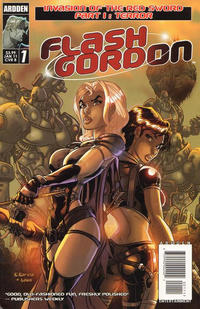 Cover Thumbnail for Flash Gordon: Invasion of the Red Sword (Ardden Entertainment, 2011 series) #1