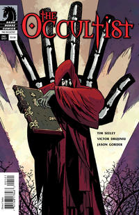 Cover Thumbnail for The Occultist (Dark Horse, 2010 series)  [Davis Variant]