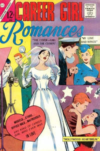 Cover Thumbnail for Career Girl Romances (Charlton, 1964 series) #24