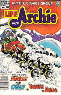 Cover Thumbnail for Life with Archie (Archie, 1958 series) #242