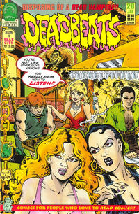 Cover Thumbnail for Deadbeats (Claypool Comics, 1993 series) #28
