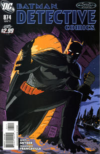 Cover Thumbnail for Detective Comics (DC, 1937 series) #874