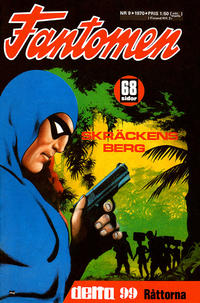 Cover Thumbnail for Fantomen (Semic, 1963 series) #9/1970