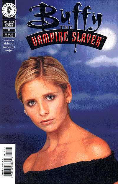 Cover for Buffy the Vampire Slayer (1998 series) #19