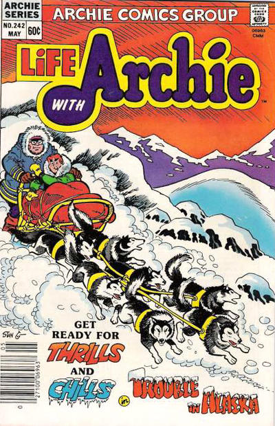 Cover for Life with Archie (Archie, 1958 series) #242