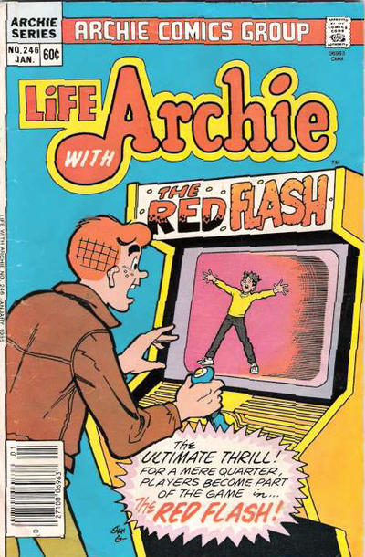 Cover for Life with Archie (Archie, 1958 series) #246