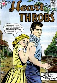 Cover for Heart Throbs (DC, 1957 series) #49