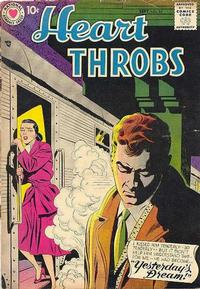 Cover Thumbnail for Heart Throbs (DC, 1957 series) #55