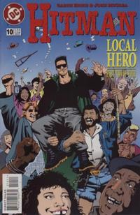 Cover for Hitman (DC, 1996 series) #10