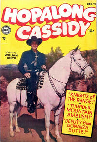Cover Thumbnail for Hopalong Cassidy (DC, 1954 series) #96