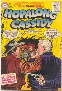 Cover Thumbnail for Hopalong Cassidy (DC, 1954 series) #119