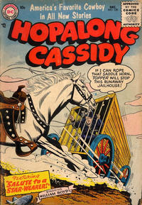 Cover Thumbnail for Hopalong Cassidy (DC, 1954 series) #120