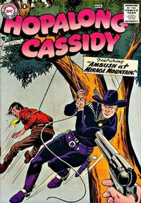 Cover Thumbnail for Hopalong Cassidy (DC, 1954 series) #130