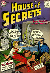 Cover Thumbnail for House of Secrets (DC, 1956 series) #3