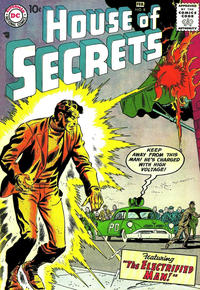 Cover Thumbnail for House of Secrets (DC, 1956 series) #8