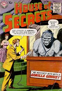 Cover Thumbnail for House of Secrets (DC, 1956 series) #16
