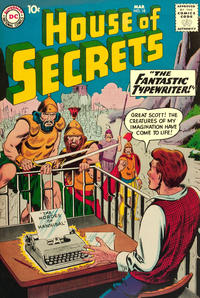 Cover Thumbnail for House of Secrets (DC, 1956 series) #18