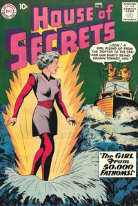 Cover Thumbnail for House of Secrets (DC, 1956 series) #21