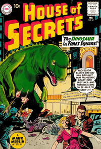 Cover Thumbnail for House of Secrets (DC, 1956 series) #41