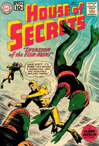 Cover Thumbnail for House of Secrets (DC, 1956 series) #46