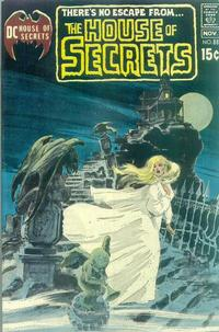 Cover Thumbnail for House of Secrets (DC, 1969 series) #88