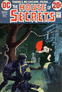 Cover Thumbnail for House of Secrets (DC, 1969 series) #102