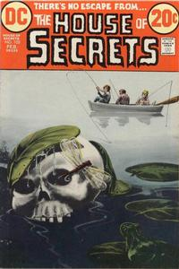 Cover Thumbnail for House of Secrets (DC, 1969 series) #105