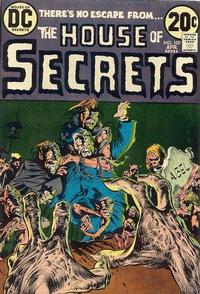 Cover for House of Secrets (1969 series) #107