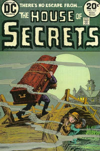 Cover Thumbnail for House of Secrets (DC, 1969 series) #113