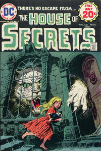 Cover Thumbnail for House of Secrets (DC, 1969 series) #125