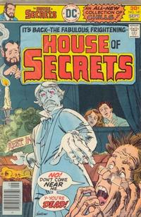 Cover for House of Secrets (DC, 1969 series) #141