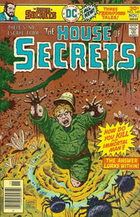 Cover Thumbnail for House of Secrets (DC, 1969 series) #142