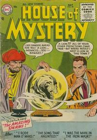 Cover Thumbnail for House of Mystery (DC, 1951 series) #50
