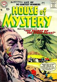 Cover Thumbnail for House of Mystery (DC, 1951 series) #62